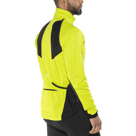 Löffler San Remo WS Light Zip Off Softshell Bike Jacke Herren 1 Hellgrün/Shadow